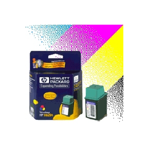 Картридж HP C6625AE №17 Color (15ml)