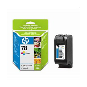 Картридж HP C6578A №78XL Color (38ml)