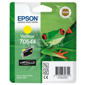 Картридж EPSON T054440 для EPSON Stylus Photo R800 Yellow