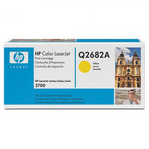Картридж HP Q2682A yellow для Color LaserJet 3700