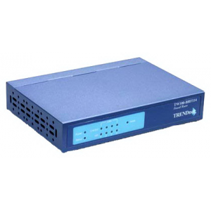 Роутер TRENDNet TW100-BRF114  Cable/DSL 4-Port Firewall Router