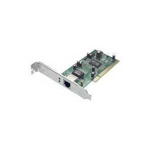 Сет. карта PCI TRENDNet TEG-PCITXR 32-bit 10/100/1000Mbps Copper Gigabit
