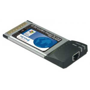 Сет. карта PCMCIA ТRENDNet TEG-PCBUSR   32-bit Gigabit CardBus PC Card