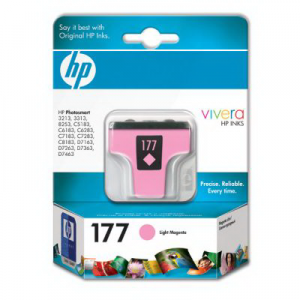 Картридж HP C8775HE №177 Light Magenta (5,5мл)