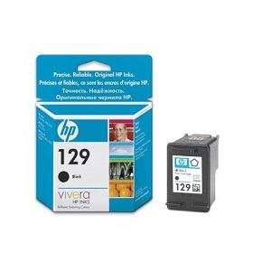 Картридж HP C9364HE №129 Black (11ml)