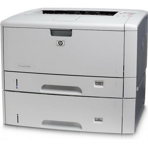Принтер лазерный HP LaserJet 5200TN (A3+ 35ppm 1200dpi 64 Mb 3trays 500+250+100  USB Parallel LAN EIO) (Q7545A)