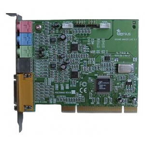 Звуковая карта Genius Sound Maker Live 5.1 PCI RTL