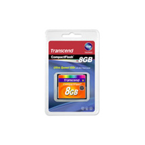 CF Card 8Gb Transcend (TS8GCF133) 133-x