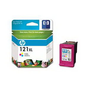 Картридж HP CC644HE №121XL Color