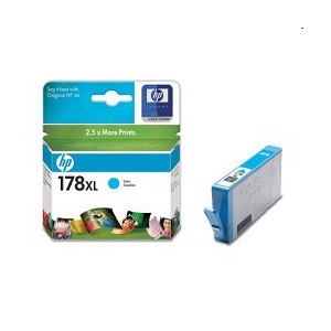 Картридж HP CB323HE №178XL Cyan