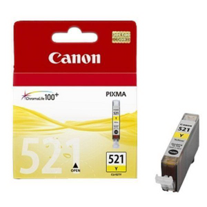 �������� Canon CLI-521Y yellow