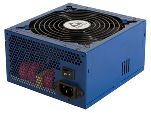Блок питания ATX 650W Chieftec RTL [CFT-650] {Active PFC, EPS-12V, 80 PLUS, 140mm fan, 24+4+6pin SATA}