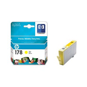 Картридж HP CB320HE №178 Yellow