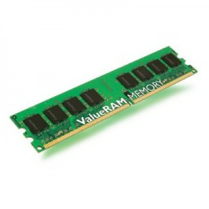 Память DDRII 667 DIMM 2GB PC2-5300 Kingston Full Bufferes  [KVR667D2D8F5-2G]