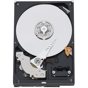 Жесткий диск SATA 1 Tb Western Digital Caviar Green 5400-7200rpm, 64Mb (WD10EARS)
