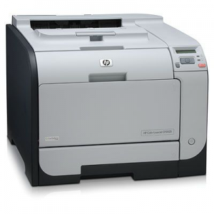 Принтер лазерный HP Color LaserJet CP2025DN {A4, IR3600,20color/20mono ppm, 128Mb,2 tray 250+50,Duplex, USB} (CB495A)