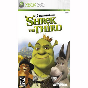 ���� ��� X-BOX360    Shrek Forever After