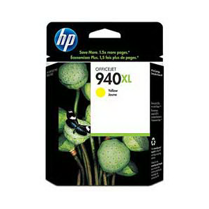 Картридж HP C4909AE №940XL yellow (16ml)