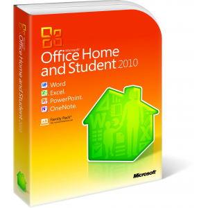 ПО MS Office Home and Student 2010 Win32\64 Russian (79G-02142) 3-ПК
