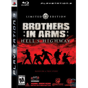 Игра для PS3    Brohter in arms Hell`s highway BOX Limited edition