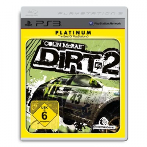 Игра для PS3    Colin McRae Dirt 2