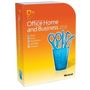 ПО MS Office Home and Business 2010 Win32\64 Russian DVD