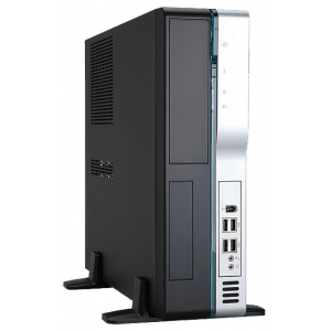Корпус IN WIN BL631 Black/Silver 300W mATX  [6003274]