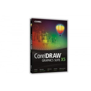 ПО CorelDRAW Graphics Suite X5 – Full CDGSX5RUHBB