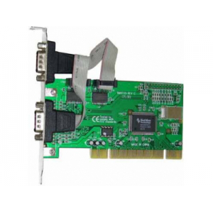 Контроллер PCI COM MATCH TECH CP2S (2xCOM Port) (SB16C1052PCI) [PMIO-B1T-0002S-1-BC01]