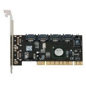 Контроллер PCI MATCH TECH SATA2 RAID SIL3124 Raid Controller Card (4 Internal) [FG-SA31242-4IR]