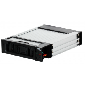 ������ Mobile Rack SATA Vipower VPA-5010LS2F-B-GM {����, ���, 2 ����, ���.������} ������
