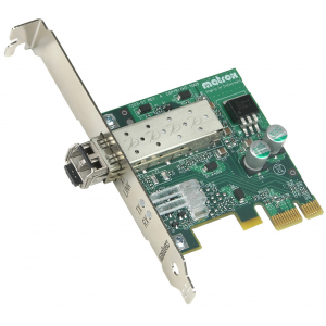 Matrox XTOA-FELPAF Extio PCI-Ex1 fiber-optic adapter for use with Matrox Extio remote graphics units Low-profile