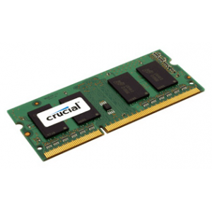 ������ SO DIMM DDRIII 1066 4096MB PC8500 Crucial [CT51264BC1067]