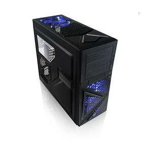 Корпус Thermaltake Armor A60 VM20001W2ZA  Black/Window/SECC/ATX/noPSU