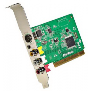 Тюнер TV AverMedia AVerTV Super 009 {PCI, analog, FM ДУ}