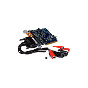 Звуковая карта M-Audio  Audiophile 192, PCI, High-Definition 4-In/4-Out Audio Card with Digital I/O and MIDI