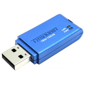 Контроллер BLUETOOTH TRENDNet TBW-107UB (USB)
