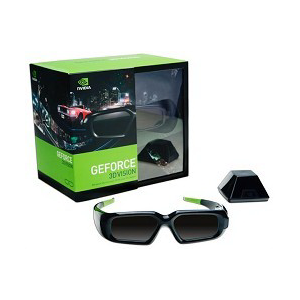 Очки для монитора NVIDIA 3D VISION GEFORCE LCD KIT (942-10701-0005-504)