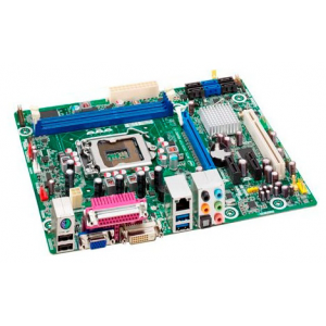Материнская плата Intel DH61BE(B3) S1155, iH61, DDR3, mATX, Audio 7.1, DVI-D+VGA, LAN (OEM)