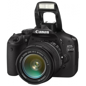 "Фотокамера Canon EOS 550D Kit (EF-S 18-55IS) {18Mpix,3"" LCD,SD/SDHC/SDXC,USB 2.0}"