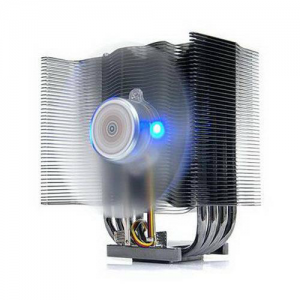 Вентилятор ZEROTherm NV120PWM for S775/S1366/S939/S940/AM2 over 150W, Fan D120x25mm With 2 Blue LEDs