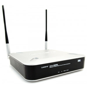 Wi-Fi роутер Linksys WAP200-EU (Wireless-G Access Point Power Over Ethernet, Rangebooster)