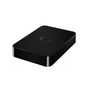 "������� ���� USB3.0 500Gb 2.5"" WD Elements SE Portable [WDBPCK5000ABK-EESN]"