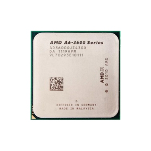 Процессор AMD A6 3650 2.60 Ghz 4Mb Socket FM1 Radeon HD6530D OEM
