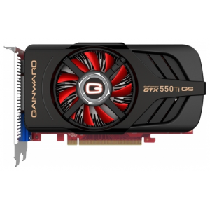 ���������� Gainward NVIDIA GeForce GTX 550Ti GS 1024MB GDDR5 192Bit DVI HDMI CRT PCI-� (2043) Retail