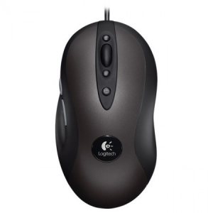 Мышь Logitech G400 optical gaming USB (910-002278) RTL