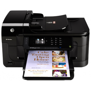 МФУ Струйное HP Officejet 6500A eAiO Printer E710a (CN555A)