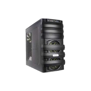 Корпус INWIN MG-134 600W Black USB+FAN+Audio ATX [6047577]