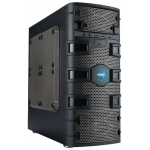 Игровой компьютер Dragon AMD Phenom II X6 1035T AMD880g DDR3 4Gb HDD 500Gb DVD-RW NVIDIA GTX 550Ti GS 1024Mb HD Audio CR BT GLAN Win7HB