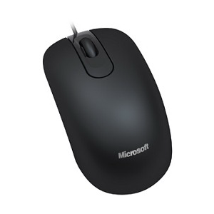 Мышь Microsoft Optical Mouse for Bisiness 200 USB черная (35H-00002)